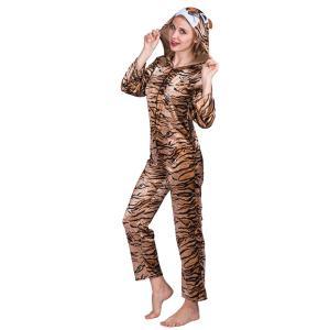 ハロウィン衣装  大人用 女性用  動物 トラに変身  コスプレ衣装 コスチューム ハロウィン 衣装...