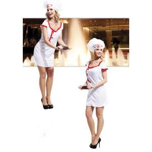 大人用 女性用 ハロウィン衣装 ナース  お化け  看護婦 看護師 白衣 ナース服 ハロウィン 衣装...