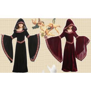 子供ハロウィン衣装子供 女の子 メルヘンウィッチ   まじょ 魔女 女王  キッズ ハロウィン衣装 ...
