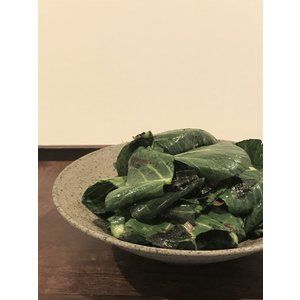「須恵器」浅小鉢|kanayamayaki