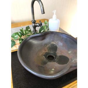 りんご手洗い鉢|kanayamayaki