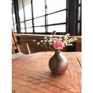 つぼみ豆花入れ|kanayamayaki