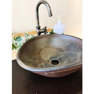 手洗い鉢|kanayamayaki