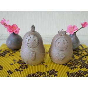おひなたん/津軽金山焼 金山焼 陶器 ギフト 記念品 プレゼント 贈り物 おしゃれ 和モダン かわいい ひな祭り 雛人形 桃の節句 日本製|kanayamayaki