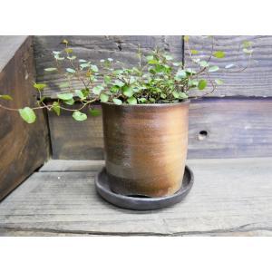 植木鉢 寸胴(小) kanayamayaki