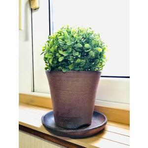 植木鉢 朝顔(小) kanayamayaki