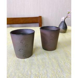 一口ビール(足跡つき)|kanayamayaki