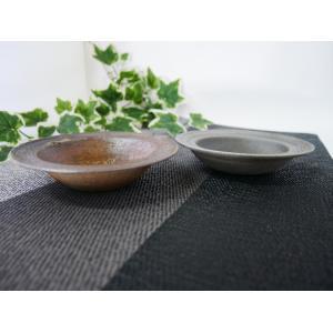 リムボウル(ミニ)/津軽金山焼 金山焼 小鉢 陶器 器 うつわ リム付 食器 おしゃれ 贈り物 日本製 手作り ボウル 鉢 リム付き小鉢|kanayamayaki