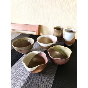 【7月の今得】2人でおうちごはん♪セット 通常7260円のところ 津軽金山焼 金山焼 ギフト おうちごはん 食器セット 茶碗 湯呑 小鉢 贈り物|kanayamayaki