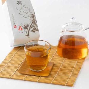 お茶のあずま園 ふっくらとした香りとまろやかな甘みが程よくミックスされた 上加賀棒ほうじ茶 200g×1袋|kanazawa-honpo