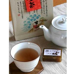 お茶のあずま園 茶香ばしく飲みやすい健康茶 おまん小豆茶 ティーパック5gx10ヶ入り|kanazawa-honpo