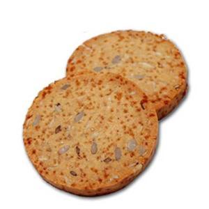 selfish color BIKKE 糖質制限 フレッシュバターのブランクッキー穀物(12枚入)|kanazawa-honpo