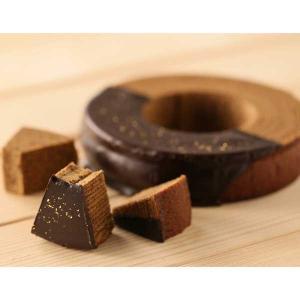 ダートコーヒー 金澤珈琲ばうむチョコレート+金箔のせ【ギフト】【期間限定】|kanazawa-honpo