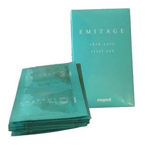 ≪Emitage(エミテイジ)≫肌への思いやり ローション&クリーム トライアルセット【送料無料】|kanazawa-honpo