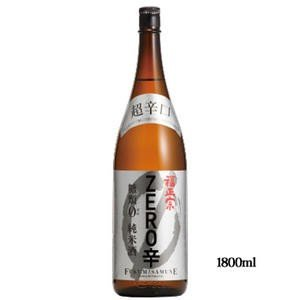 ≪福光屋≫福正宗 ゼロ辛 純米 1800ml|kanazawa-honpo