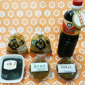 ≪本江醸造食品≫超お得 お試しセット(6種類×各1個入)|kanazawa-honpo