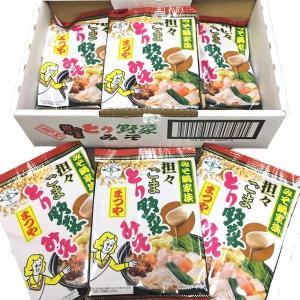 本江醸造食品 まつや 担々ごまとり野菜みそ 1箱12袋入り(180g×12袋)【金沢名物】|kanazawa-honpo|02