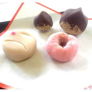≪石川屋本舗≫おうちで作れる和菓子キット(季節の生菓子3種類)|kanazawa-honpo