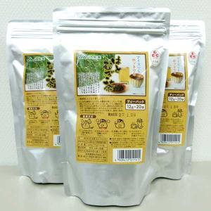 JA能美 国産はと麦茶(ハトムギ茶)ティーバック入り 10袋(12g×ティーバック20袋)|kanazawa-honpo