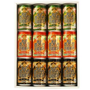 わくわく手づくりファーム川北 金沢百万石ビール(350ml) 12本ギフトセット【父の日】【お中元】【お歳暮】【ギフト】|kanazawa-honpo