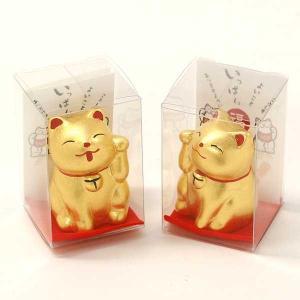 漆美 萬吉屋 純金箔招き猫 4ヶ国語おみくじ付|kanazawa-honpo