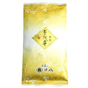 中嶋茶舗 当店イチオシの煎茶 千代翠(ちよみどり) 100gx1|kanazawa-honpo