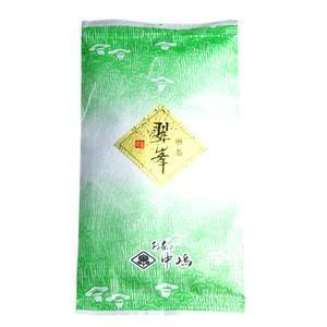 中嶋茶舗 きりっとした味の煎茶 翠峰(すいほう) 80gx1|kanazawa-honpo