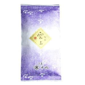中嶋茶舗 凛とした味の煎茶 雲上(うんじょう) 80gx1|kanazawa-honpo