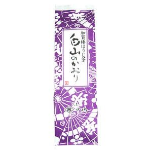 中嶋茶舗 丁寧に自家焙煎 加賀棒ほうじ茶 白山のかおり 100gx1 kanazawa-honpo
