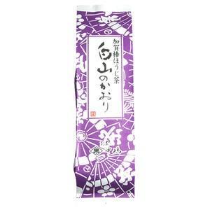 中嶋茶舗 丁寧に自家焙煎 加賀棒ほうじ茶 白山のかおり 200gx1 kanazawa-honpo