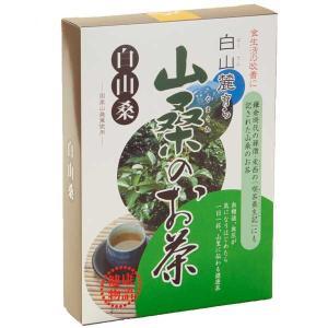 白山麓つの屋 大自然の恵み 白山桑茶(10袋入) kanazawa-honpo