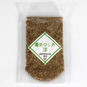能登製塩 まほうの塩 〜洋〜 50g|kanazawa-honpo