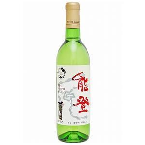 能登ワイン 2017年Nselect(Nセレクト白)720ml|kanazawa-honpo