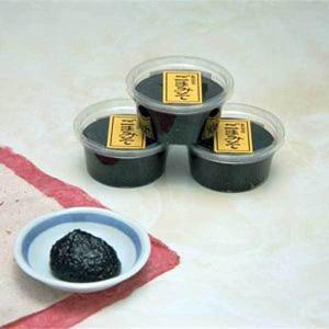 新出商店 奥能登味噌に香り豊かな黒ごま 奥能登ごまみそ 130g|kanazawa-honpo