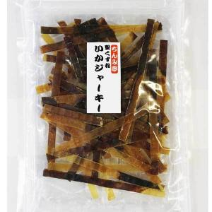 末広フーズ 型くずれいかジャーキー 80g|kanazawa-honpo