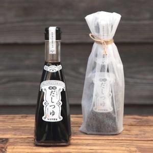 ヤマチ醤油 こだわりのだしつゆ 300ml|kanazawa-honpo