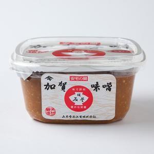 山木食品工業 国産だから安心 味で評判 豊かな栄養 加賀味噌 カップ入り 500g|kanazawa-honpo|02