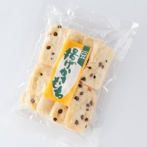 山木食品工業 天然干し豆揚げかきもち 8枚入|kanazawa-honpo