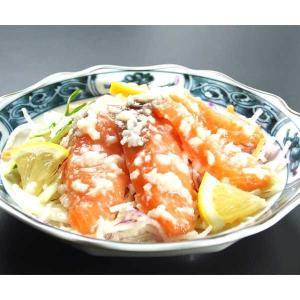 銭福屋 〆サーモンレモン糀漬け 1袋(70g)|kanazawa-honpo|02