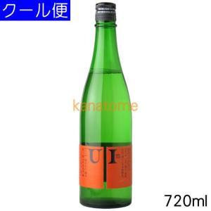 せんきん 羽水 うすい UI ウィ 純米 720ml 要冷蔵|kanazawa-saketen