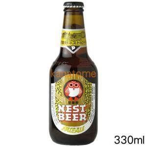 常陸野ネストビール ペールエール 330ml|kanazawa-saketen