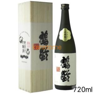 鶴齢 かくれい 純米大吟醸 山田錦 720ml ギフト包装NG|kanazawa-saketen