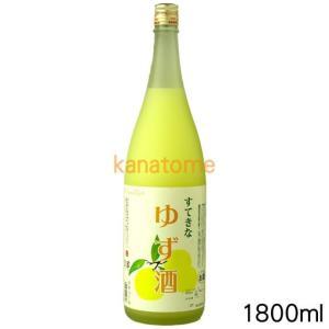 すてきなゆず酒 1800ml|kanazawa-saketen