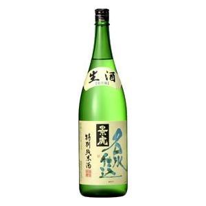 越乃景虎 こしのかげとら 名水仕込 特別純米 生酒 1800ml 要冷蔵|kanazawa-saketen