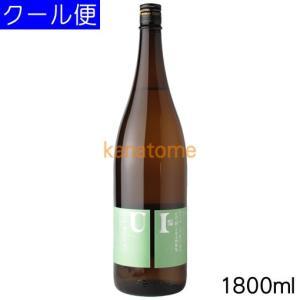 せんきん 羽水 うすい UI ウィ きもと 1800ml 要冷蔵(生詰)|kanazawa-saketen