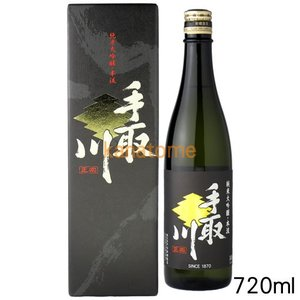 手取川 てどりがわ 純米大吟醸 本流 720ml|kanazawa-saketen