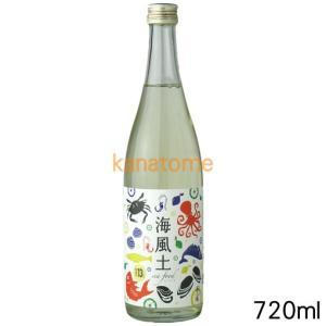 富久長 ふくちょう 白麹純米酒 海風土 シーフード 720ml|kanazawa-saketen
