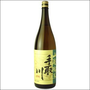 手取川 てどりがわ 山廃純米 1800ml|kanazawa-saketen