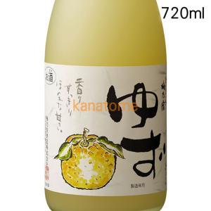 梅乃宿 うめのやど ゆず酒 720ml|kanazawa-saketen