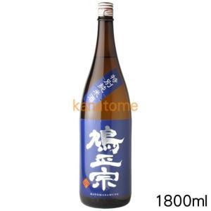 鳩正宗 はとまさむね 特別純米 華吹雪 1800ml|kanazawa-saketen
